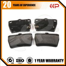 Car Brake Pads for Toyota SXA10/ACA20 04466-42020