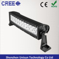 """Waterproof 13.5"""" 72W Curved CREE LED off-Road 4X4 Light Bar"""