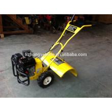 china wholesale 7Hp 700mm Self Propelled 3-point rotary tiller,power tiller walking tractor,mini rotavator tiller