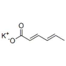 Kaliumsorbat CAS 590-00-1