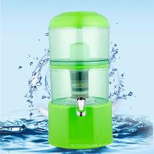 Pot à eau minérale verte 20L