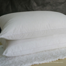 White Microfiber Pillow Factory with Cheap Price (DPF9087)