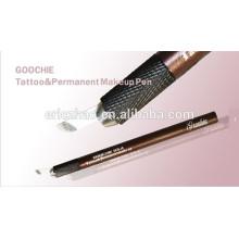 Stylo à maquillage permanent pour stylo à maquillage permanent à lame à lame de broderie 3D