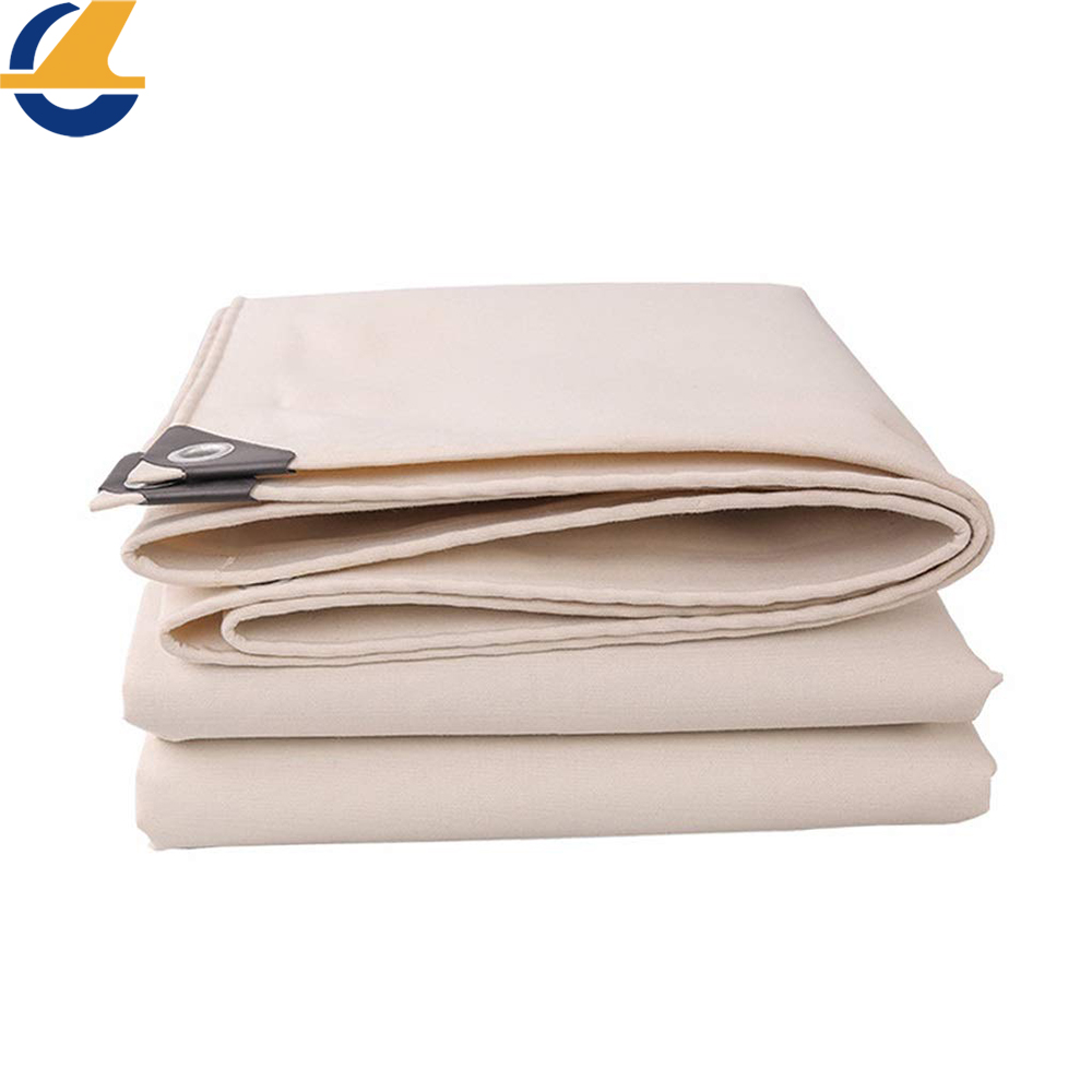 Waterproof Cotton Tarpaulin