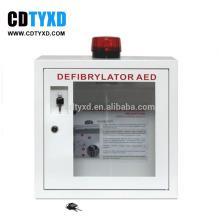 For AED Indoor defibrillator cabinet with alarm
