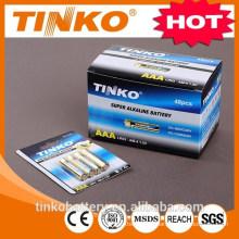 Поставщиком батарею и производство lr03 сухие батареи