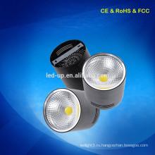 Алюминий 7w COB светодиодный потолочный светильник