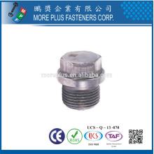 Hecho en Taiwán DIN910 De servicio pesado con el hombro y el hilo de tornillo paralelo Tornillo de cabeza hexagonal Tornillos de tubo