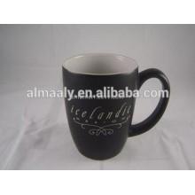 caneca de pedra preta xícara de café
