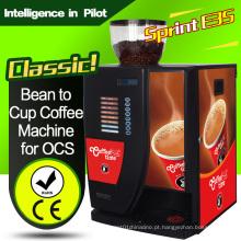 Máquina de café Bean to Cup para OCS - Sprint E3S