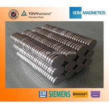 Personalizado ISO / TS 16949 certificado super forte N35 fecho magnético