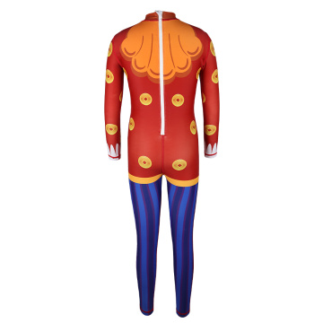 Seaskin One Piece Back Zip Full Rash Guard