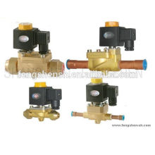 two way solenoid valve for refrigeration