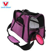 Weiche Decke inklusive Faltbare Pet Carrier Reisetasche