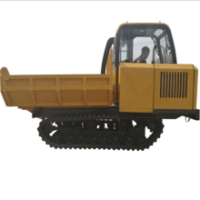 Multi-function hydraulic crawler transporter, mine dump truck