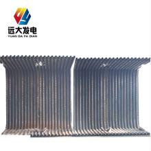Painel de parede de água de membrana de usina