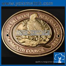 подгоняйте металл медали, изготовленные на заказ высокое качество мода овальные палки медальоны