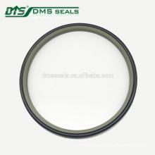 Öldichtung PTFE gefüllte Bronze Hydraulikpumpe Dichtungssätze Stangendichtung DPT1