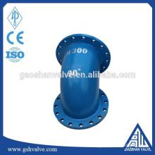 carbon steel 90 degree flange elbow