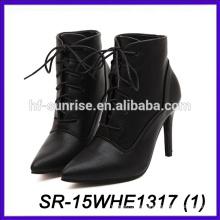 Zapatos de las mujeres de los altos talones de las señoras calza los zapatos de los cargadores para las mujeres