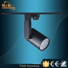 Iluminação comercial da trilha da luz 5W da trilha do diodo emissor de luz da aplicação comercial da embalagem do PVC