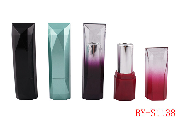 Diamond Shape Rectangle Lipstick Tube Empty
