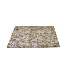 MOP shell Tapis de table de qualité supérieure pour hôtel mat