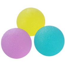 High Quality Round Shaped Squishy Stress Balls Hand Therapy Finger Exercise Stress Ball