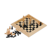 Wooden Board Game Wooden Chessboard Toys (CB2038)