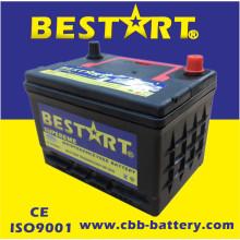 Preço de fábrica 50ah 12V Auto Parts American Vehicle Battery Bci-58-Mf