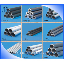 Seamless carbon steel customer shaped tube and pipes