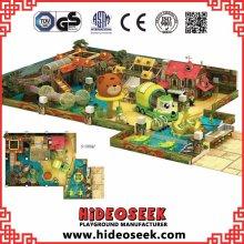 Lovely House Indoor Spielplatz Ausrüstung zum Verkauf