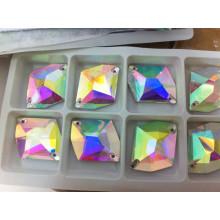 AB Цвет Швейные Кнопки Бисер Помощи Программного Обеспечения Crystalab