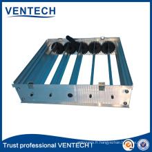 Excellent fabricant opposé amortisseur d'air de lames pour le système de la CAHT