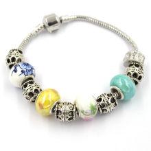 Custom Fashion Costume Jewelry Charms Bracelet