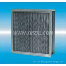 Hochtemperatur-HEPA-filter