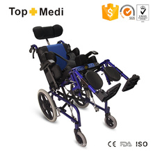 Topmedi Liegende Rückenlehne Cerebralparese Cp Kinder Rollstuhl