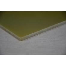 Epoxy Glass Cloth Laminado Amarillento Epgc 203