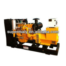 200kw biomass gasification power plant 3phase with radiator