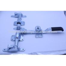Heavy duty welded handle door locks