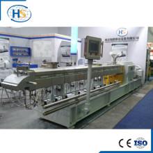 HDPE / LDPE / LLDPE Máquinas de extrusión continua para granulación
