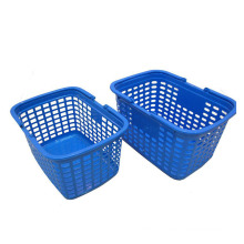 Customized plastic injection shopping basket mould