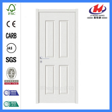 JHK-004P Porte Bianche B & Q White Primer Spray Paint Door
