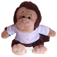 Mono de juguete de felpa super suave