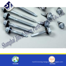 Hex Self Drilling Screw with Washer