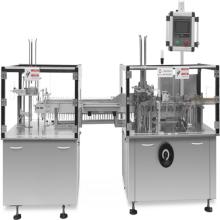 Mask cartoning machine-Cream with inner support