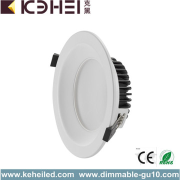 15W 5 pulgadas Downlights de 4000K con controlador regulable