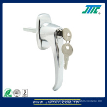 Door Handle Zinc Alloy Key Switch Lock