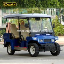 Trojan Batterie umbaute elektrische Patrouillenwagen Tourenwagen elektrische Golfwagen
