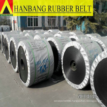 Cotton flat drive belt